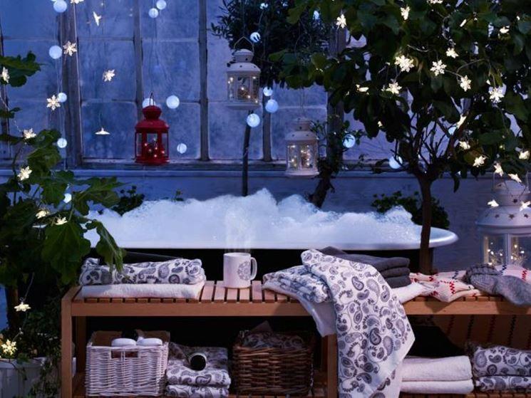 Candele Da Giardino Ikea : Luci natalizie per esterno ikea diy home decor