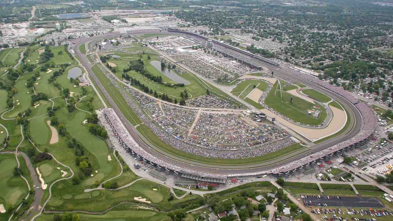 The Indianapolis Motor Speedway Is One Of The Most Famous Race Tracks In The World Also Known As The Brickyard The Nascar Race Tracks Race Track Nascar Racing