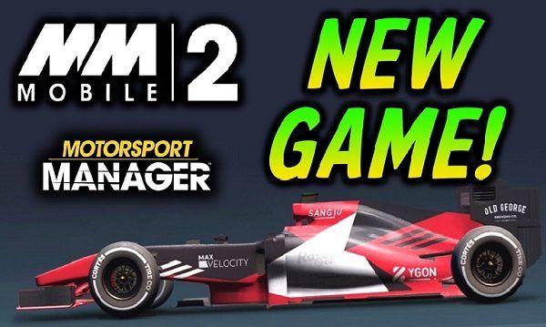 motorsport manager mobile 3 mod apk data
