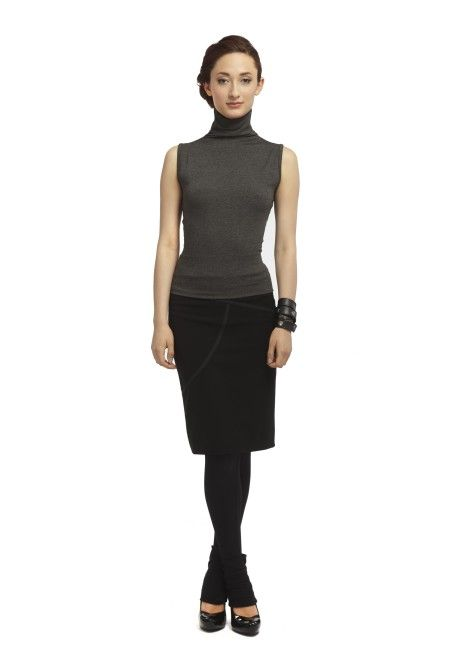 Swaby by Shernett Swaby Lines Skirt