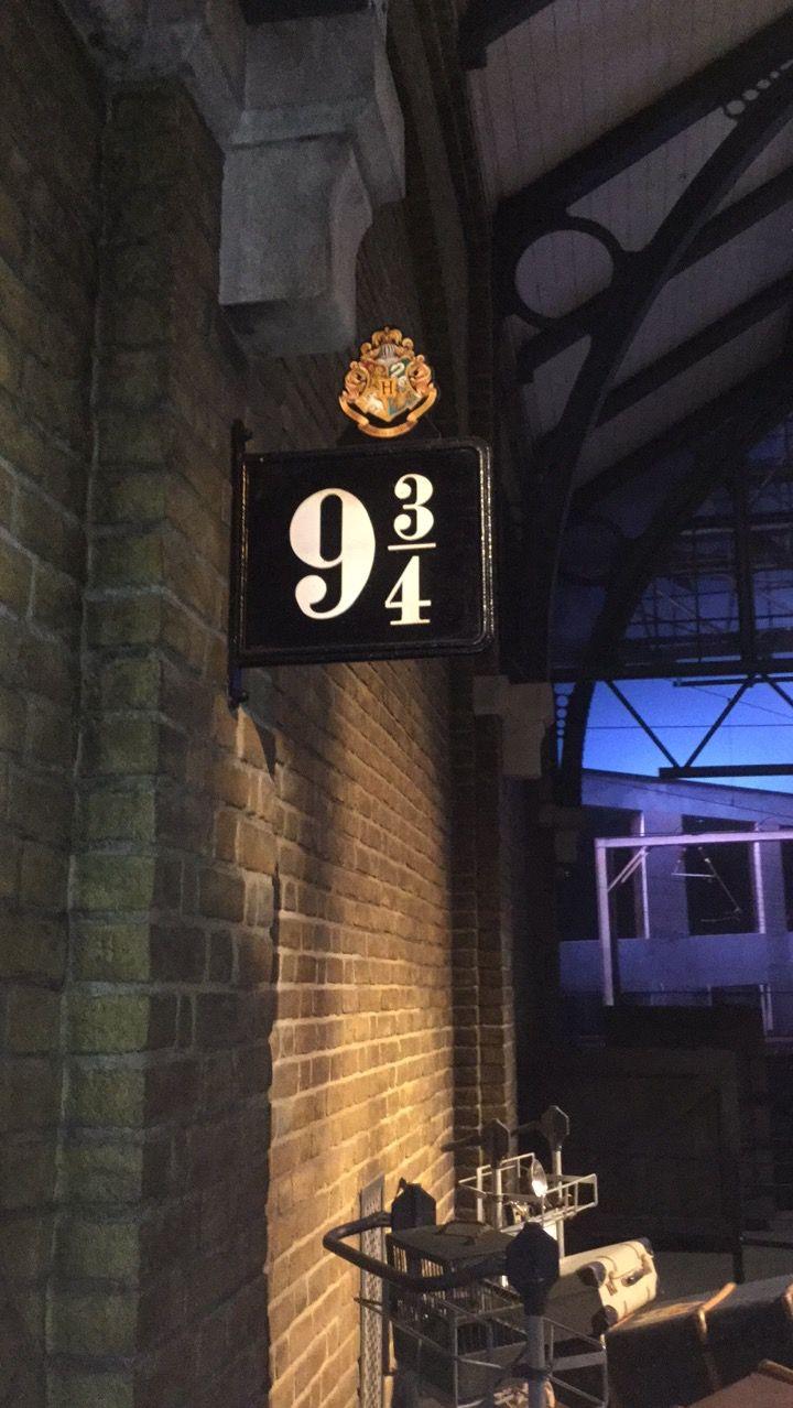 Hogwarts express station
