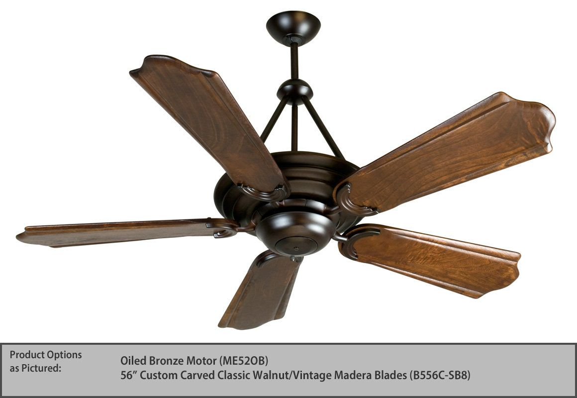 """View the Craftmade Metro 44"""" to 56"""" 5-Blade Indoor Ceiling Fan with Patented Tripod Mounting System, Blades and Remote Control Sold Separately at Build.com."""