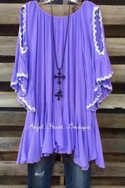 Women Loose Lace Long Sleeve Blouse 2