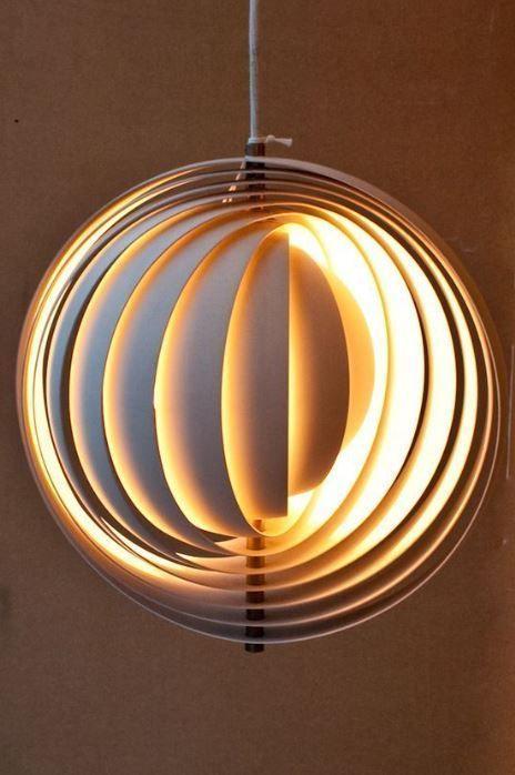15 Paper Light DIY To Rock Your Home Interior - HomelySmart #lightingdesign