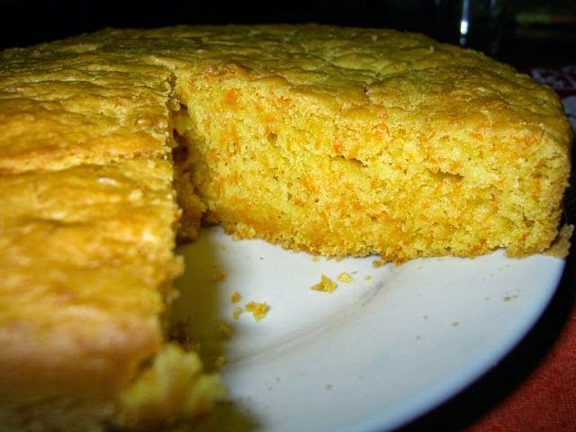 Agnese Italian Recipes: Vegan recipe : Italian Cloud Cake of carrots