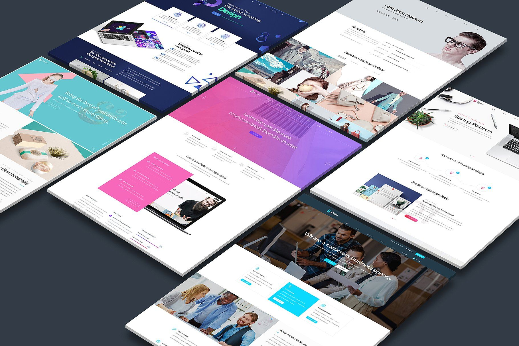 The Perspective Website Mockup 3 0 Website Mockup Photoshop Plugins Website Mockup Templates