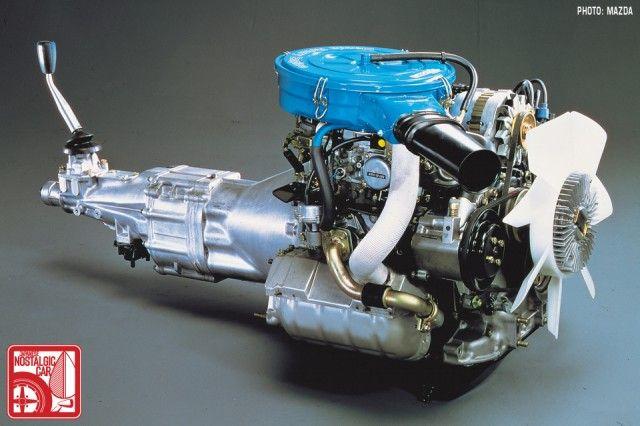 12A Mazda Rotary Engine SA22C | cars :) | Pinterest | Mazda, Engine