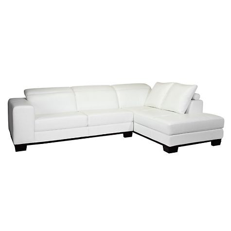 I want this couch...in another color.   QUOTES   White ...