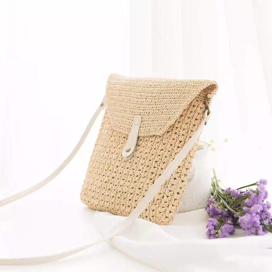 Mochila bag free pattern (29)   Crochet Bag/ Basket   Pinterest ...