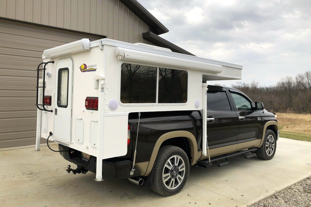 Top 8 Pop Up Truck Campers For Half Ton Trucks Pop Up Truck