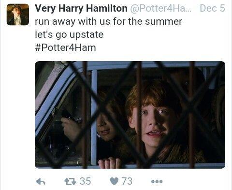 Potter4ham Harry Potter Funny Harry Potter Crossover Harry Potter Fan