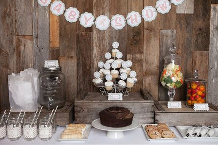 Woodland Themed Baby Shower Decoration Ideas | Baby Shower For Parents