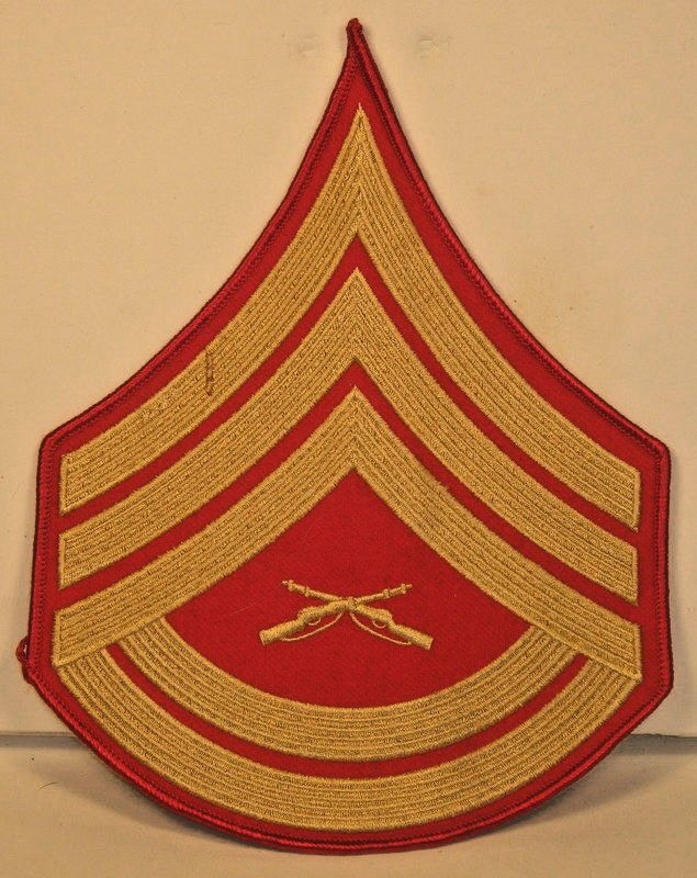 Evening dress usmc 5th