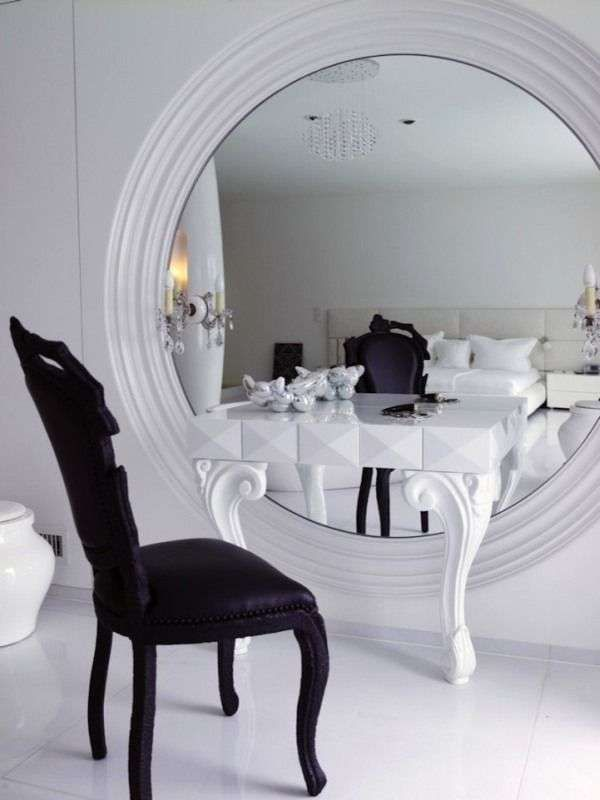 19 Idees De Decorations Insolites Avec Des Miroirs