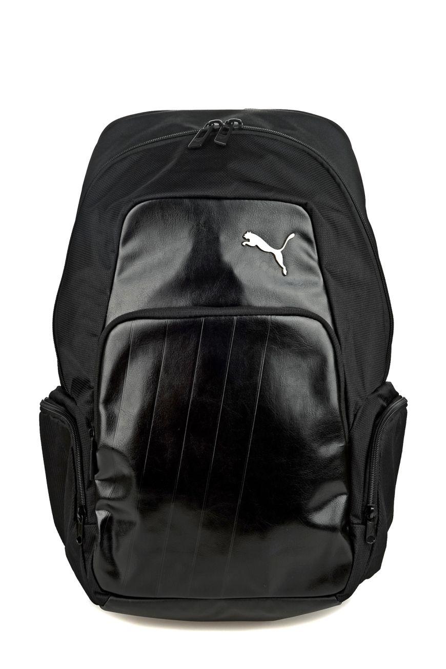 Puma Elite Sırt Çantası Black-Coolgray-Pumasilver 210d96d75f284
