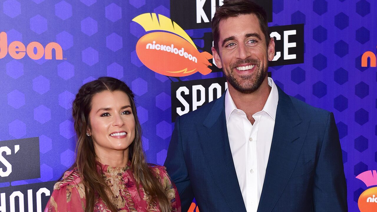 Danica Patrick Jokes About Aaron Rodgers Engagement I Ll Probably Get Proposed To Tomorrow In 2020 Amazing Girlfriend Aaron Rodgers Danica Patrick