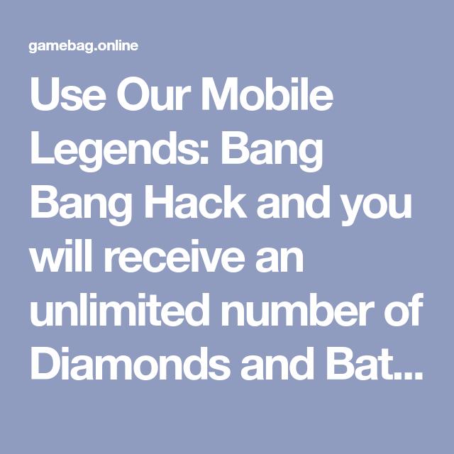 Free bang account