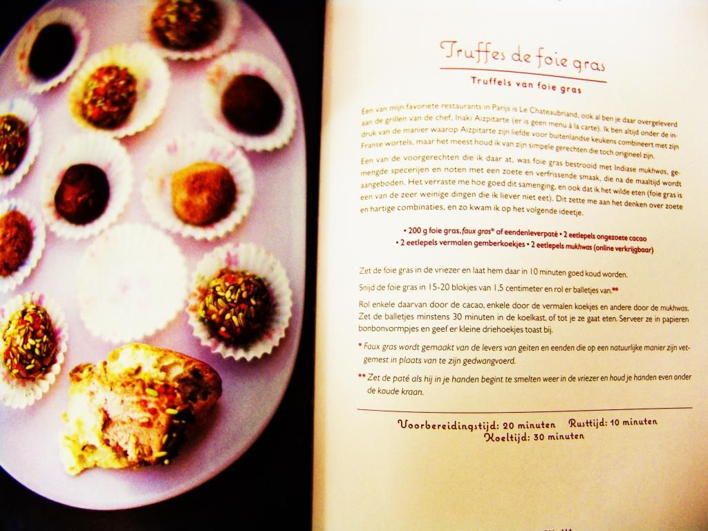Rachel Khoo S New Cookbook Chez Rachel Press Presentation Beauty Brand Philosophy Find Out More At Www Laviefleurit Com Fa Truffels Voorgerechten