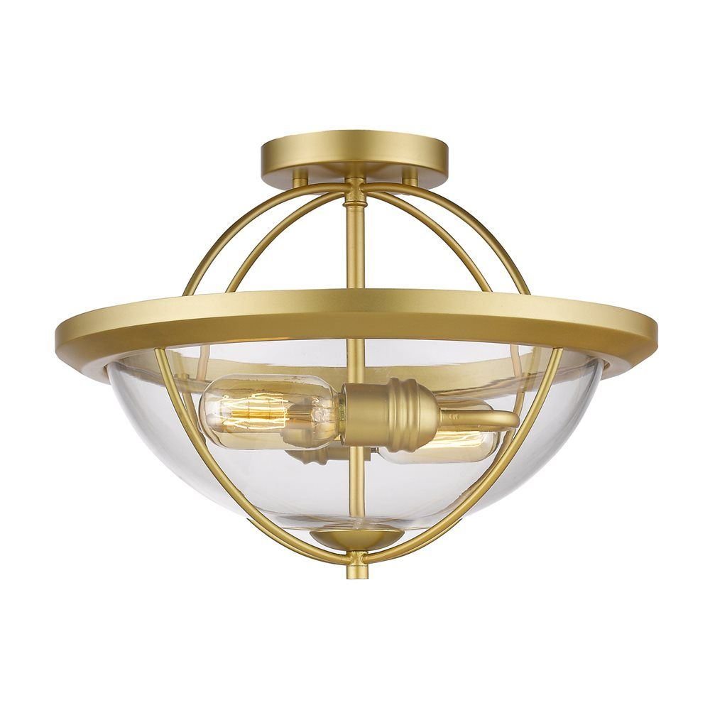 Shop z lite 3000sf sg persis 2 light semi flush ceiling light at shop z lite 3000sf sg persis 2 light semi flush ceiling light at lowes aloadofball Image collections