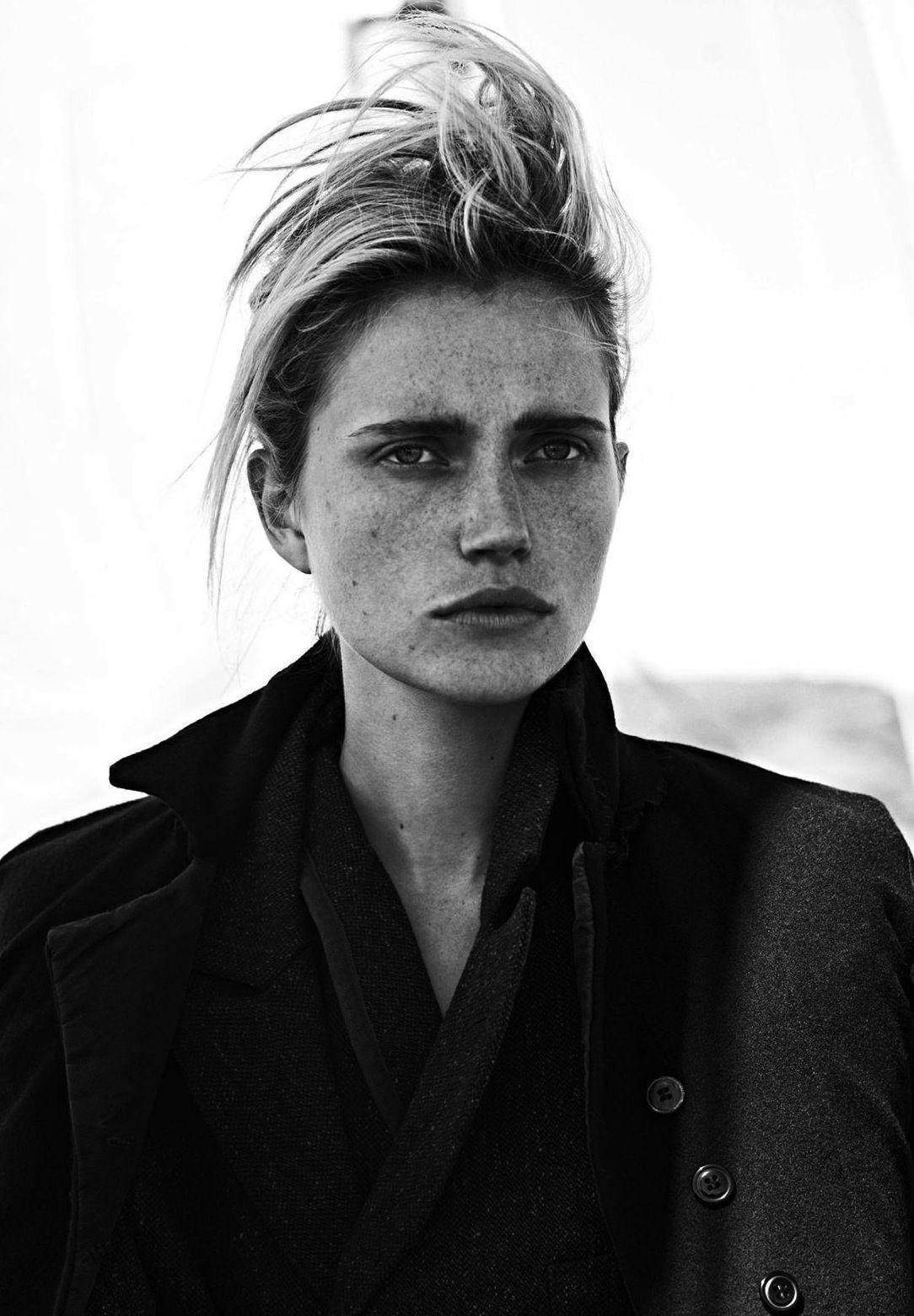 Vogue van ee cato netherlands november new photo