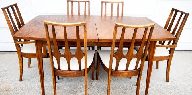 Find This Pin And More On Furniture Broyhill Brasilia Dining Set