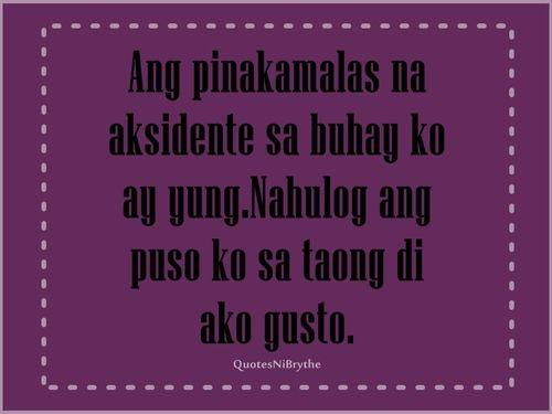 Tumblr Broken Quotes Tagalog | www.pixshark.com - Images ...