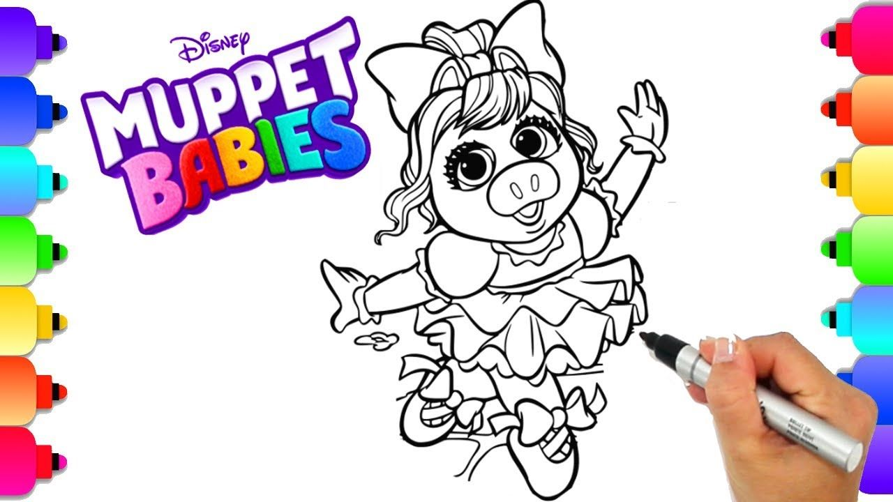 44++ Disney muppet babies coloring pages info
