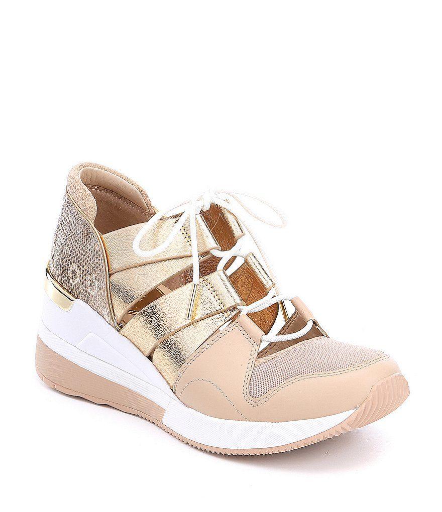 hot product detailing huge discount MICHAEL Michael Kors Beckett Trainer Sneakers in 2019 ...