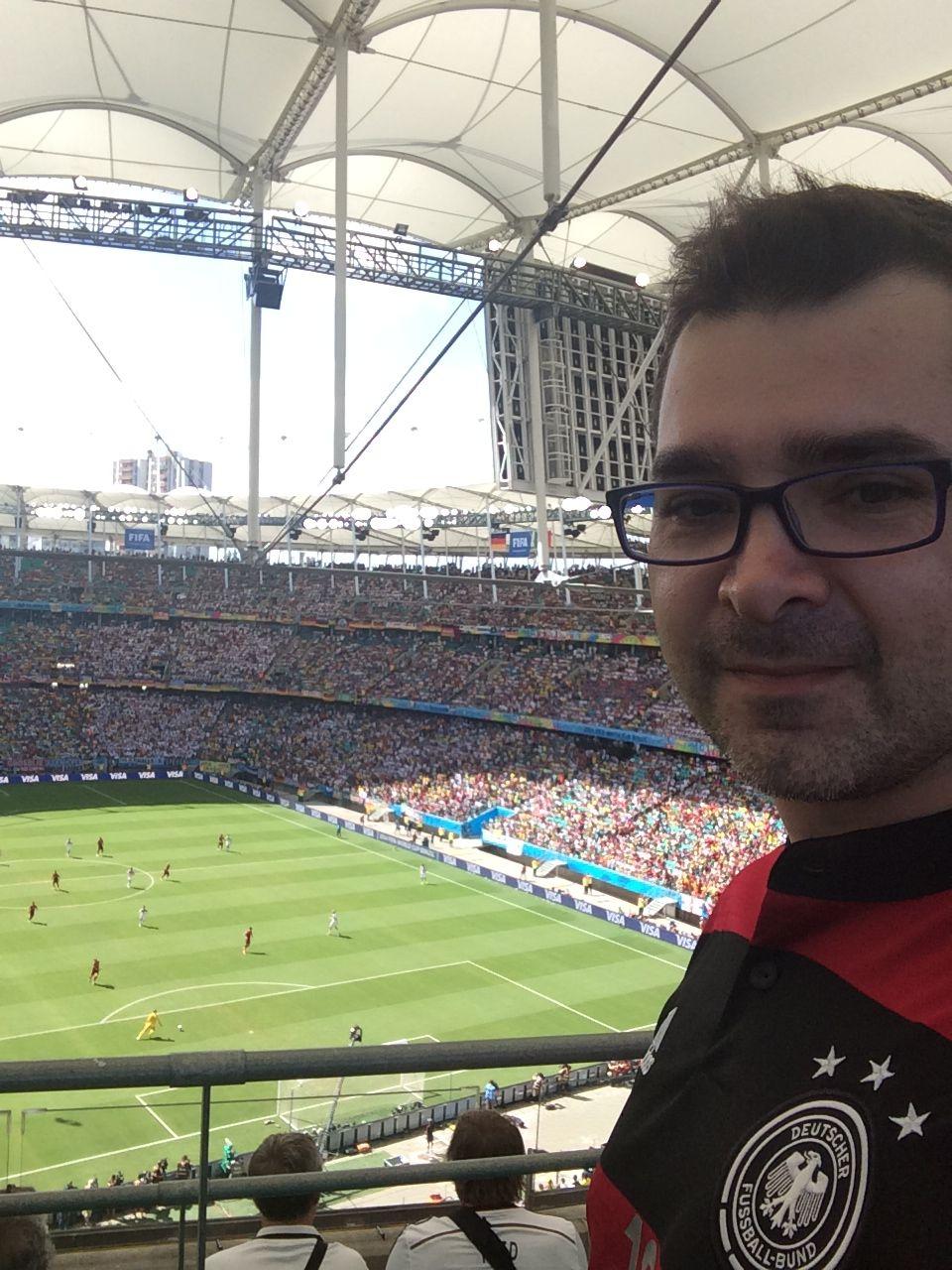 WC 2014 Salvador / Arena Fonte Nova: Germay vs. Portugal