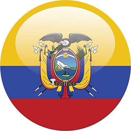 Ecuador Glossy Flag Home Decal Vinyl Sticker 12 X 12 Read More Reviews Of The Product By Visiting The Link On The Im Window Stickers Vinyl Sticker Vinyl