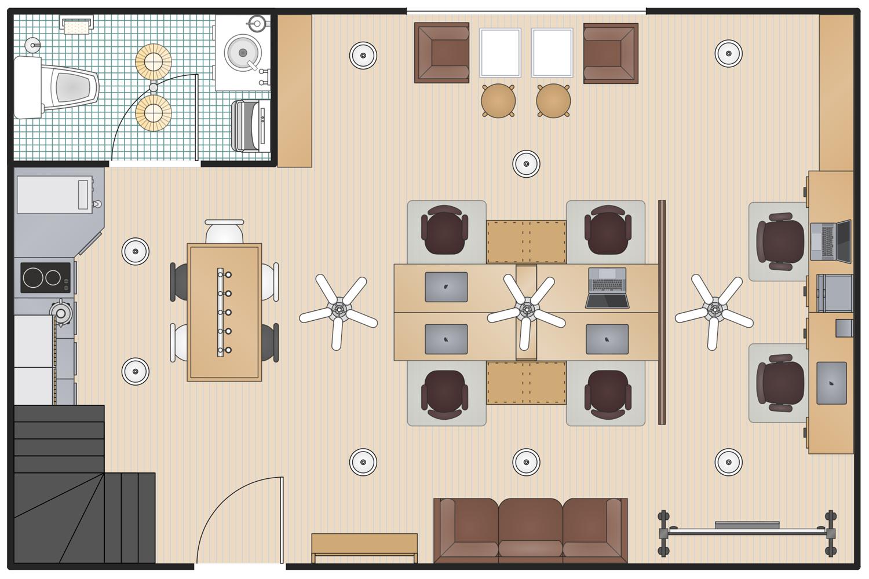Small Office Plan Office Layout Plan Office Layout Modern Office Design