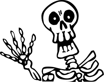 Free Skeletons Clipart Free Clipart Images Graphics Animated