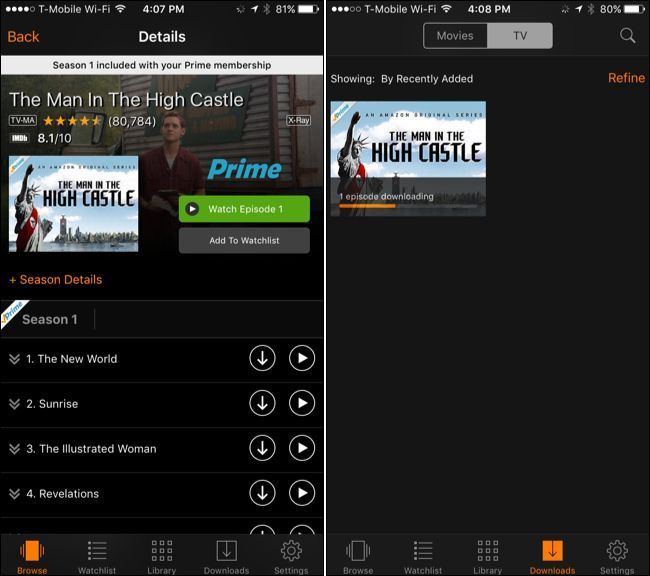 How to Download Movies and TV Shows to Watch Them on an