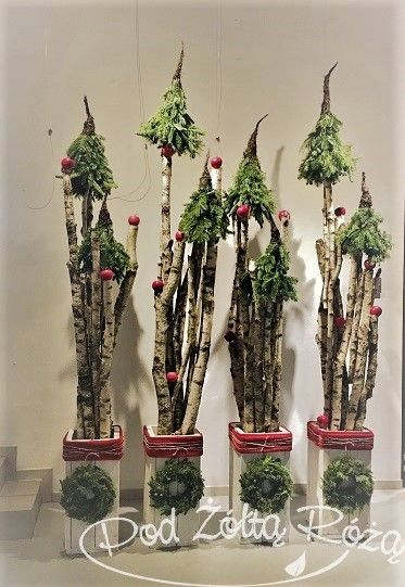 Blog kwiaciarni pod t r weihnachten deko weihnachten weihnachtsdekoration - Weihnachtliches dekorieren ...