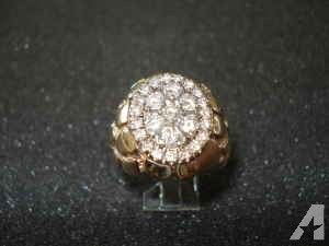 2.40 CT DIAMOND RING 14 KT - $1300 (KNOXVILLE)