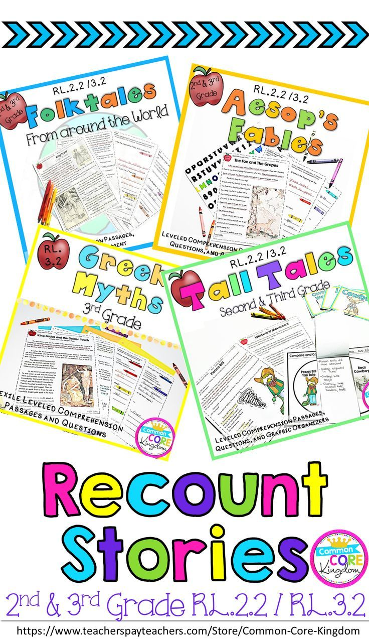 Are You Looking For 2nd And 3rd Grade Recount Stories Reading Comprehension Passages For Common Core Recount Stories Reading Comprehension Resources Folk Tales Reading passages third grade common core