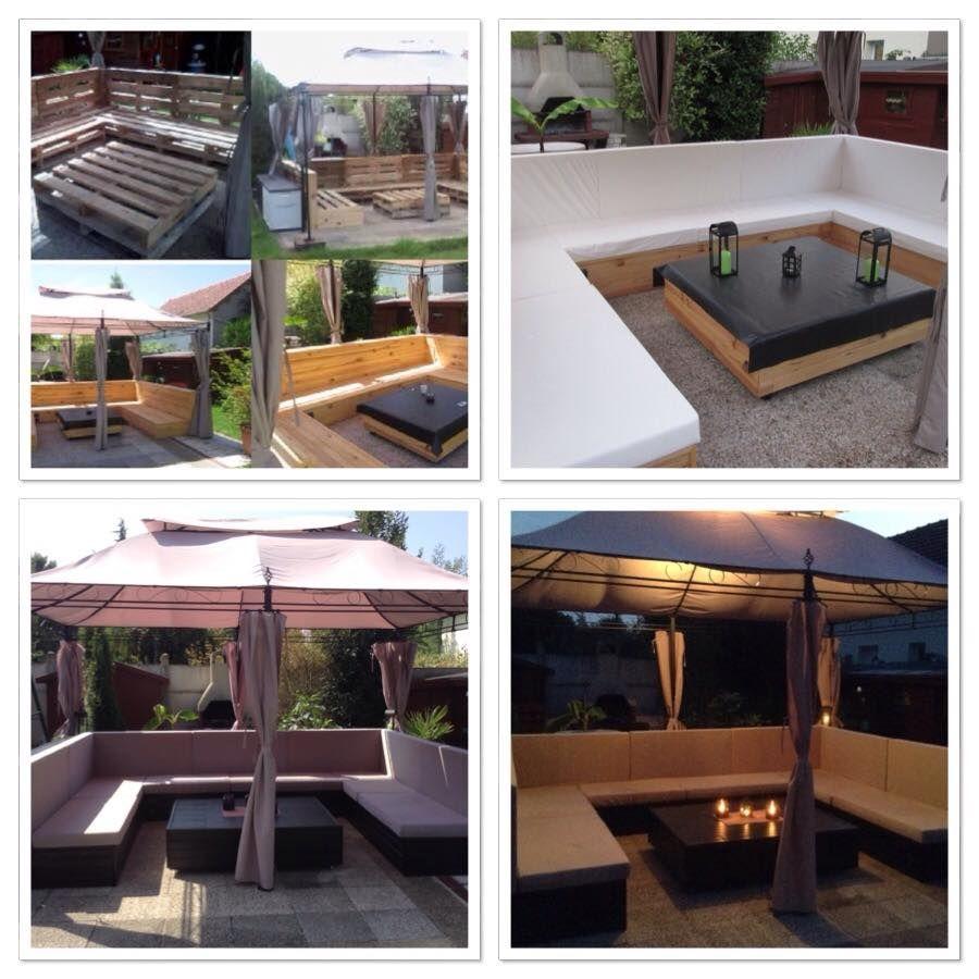 objet et meuble en palette. Black Bedroom Furniture Sets. Home Design Ideas