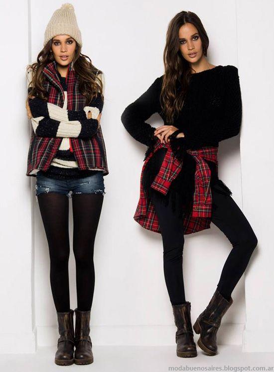 6be773fc477 Moda juvenil 2014. Ropa de moda invierno 2014. Moda otoño invierno 2014 de  Doll Store.