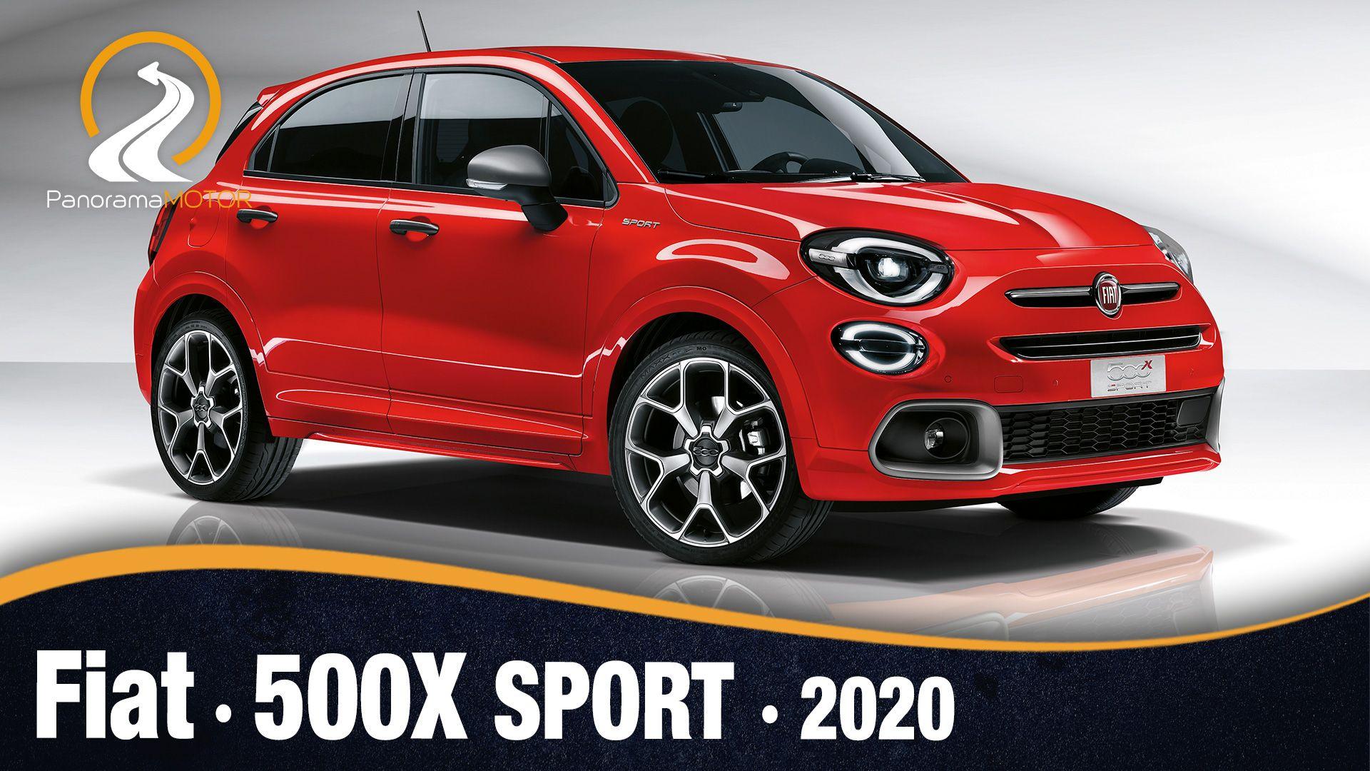 Fiat 500x Sport 2020 Mit Bildern