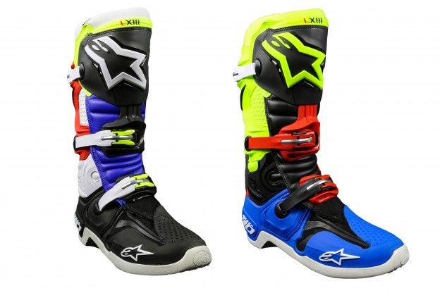 Special Edition Alpinestars Tech 10 Boots Riders Discount Riding Boots Alpinestars Bike Gear