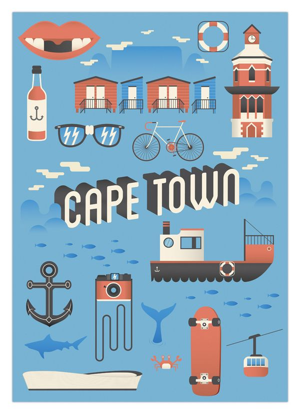 This is Cape Town! by Shaun Gardner