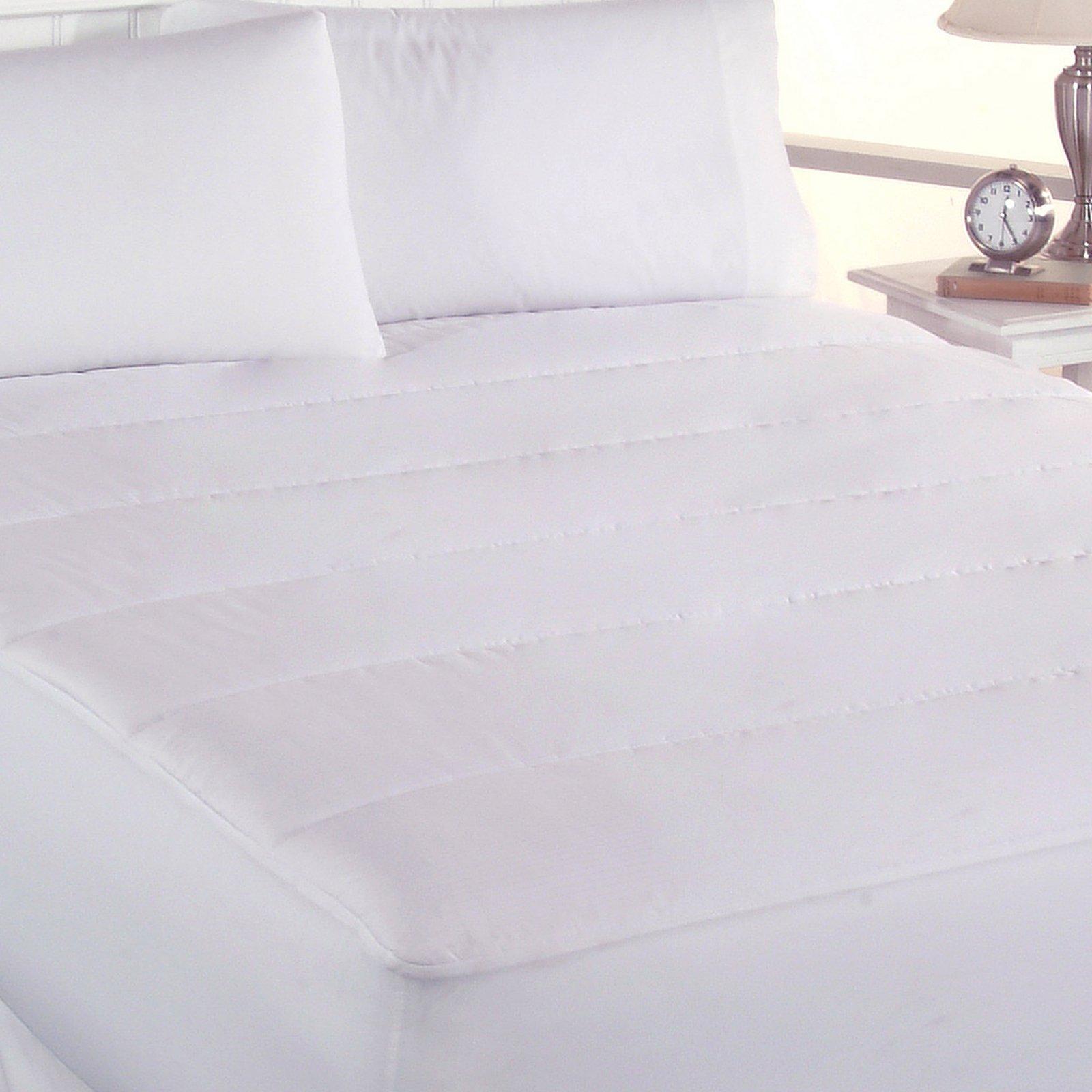 Perfect Fit 500tc Clean And Fresh Mattress Pad Mattress Mattress Pad Fitted Bedroom Furniture
