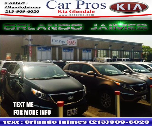 Kia Glendale We Have Used Cars For Sale Primary Point Of Contact Orlando Jaimes 213 909 6020 At Car Pros Kia Glendale Text Me 4 More Info Kia Used Cars Buy Used Cars