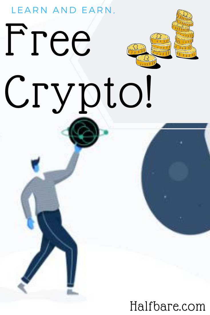 Learn and earn free crypto through the Coinbase Learn and
