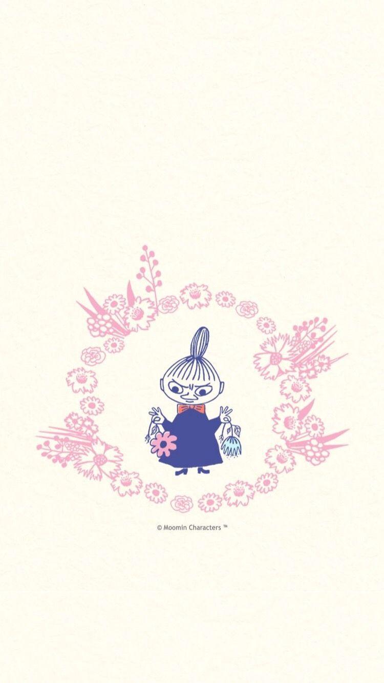 Moomin Little My リトルミイ 画像 ムーミン イラスト ムーミン 壁紙