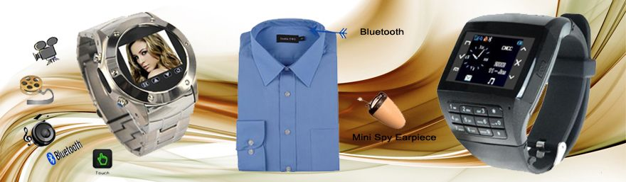 A Spy Bluetooth Earpiece in Maharashtra can be used for communication by exchanging data over a short distance in between the two devices.