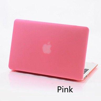 coosbo® matte rubberen harde geval van de dekking voor 13 15 mac macbook pro (assorti kleur) - EUR € 8.17