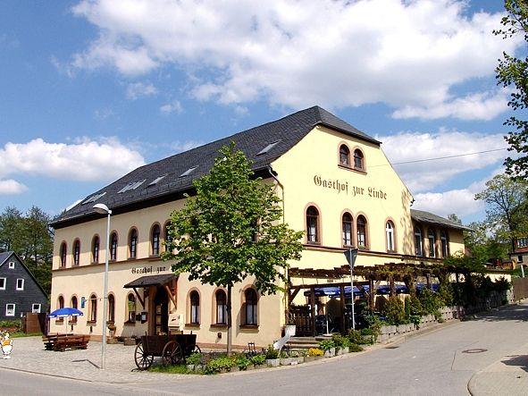 Zwönitz, Gasthof zur Linde