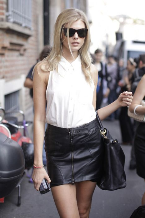 Maryna Linchuk alias my personal girl crush.
