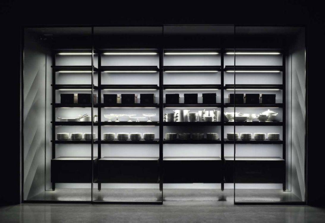 Cabina Armadio Walk In Closets : Boffi brompton cabina armadio walk in closet greene
